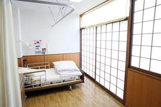 居室 (1人部屋) 新館