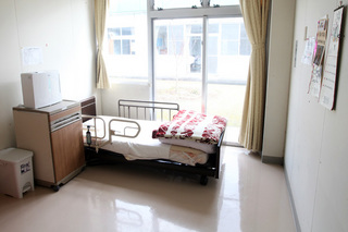 居室 (1人部屋) 旧館