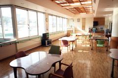 2階食堂ホール