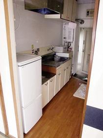 2号館 キッチン